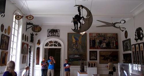 Musee Carnavalet, Signs gallery