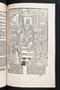 Woodcut illustration in Biblia [French]. La bible historiée