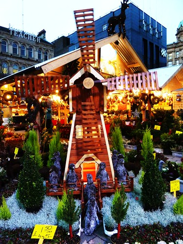 Dutch Products at Glasgow Christmas Market