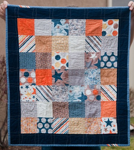 Baby Quilt for Emily
