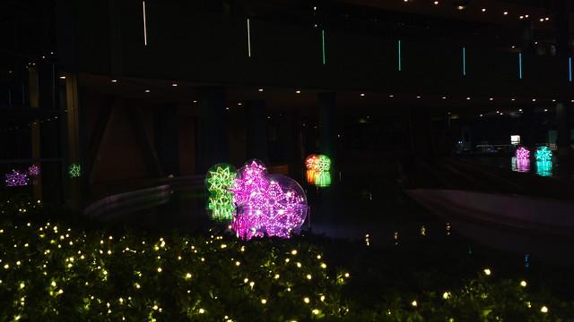 Tokyo dome city Illumination 9