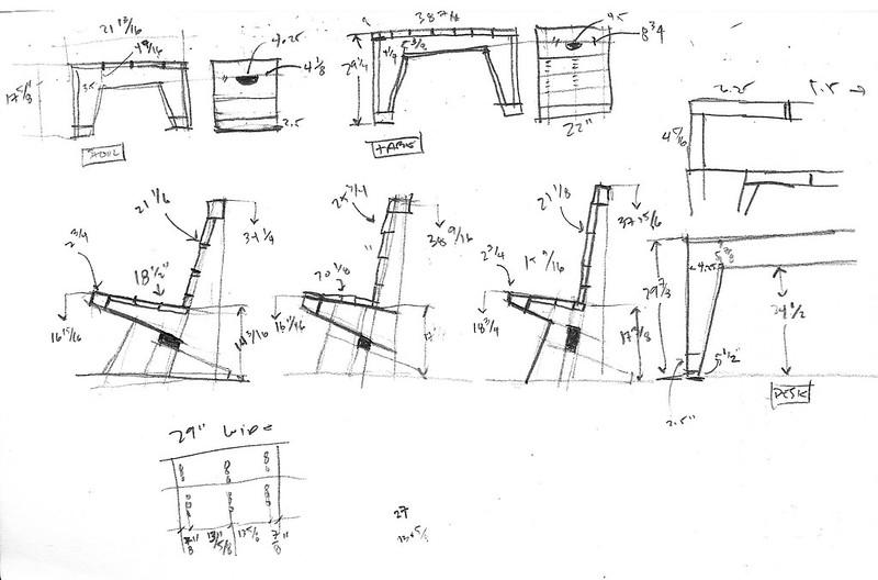 Chair Study | Abdij Sint Benedictusberg