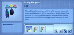 Starry Hangers