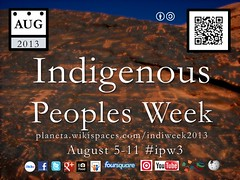 Everyone's invited to Indigenous Peoples Week (Aug 5-11, 2013) #rtyear2013 @nuttisamisiida @Nevada_Magazine