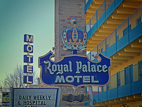 Royal Palace Motel Denver, CO
