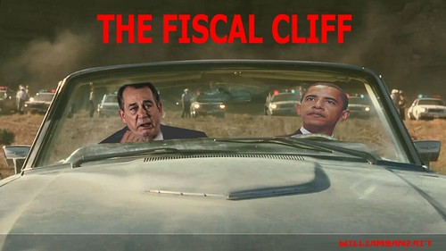 THE FISCAL CLIFF by Colonel Flick