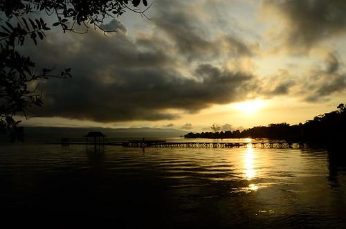 morning sky cloud sun lake nature sunrise indonesia landscape pier early matano southsulawesi nuha sorowako heatlarx