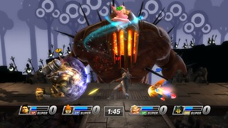 PlayStation All-Stars Battle Royale for PS3 and PS Vita