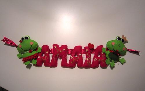 ♥♥♥ Amaia ... by sweetfelt \ ideias em feltro