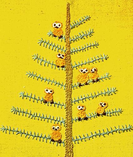 Lis Paludan owl tree