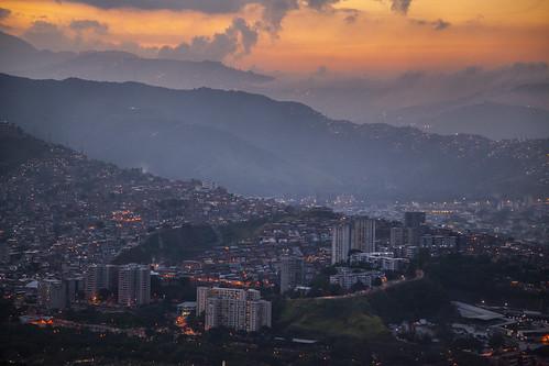 Caracas...su luz