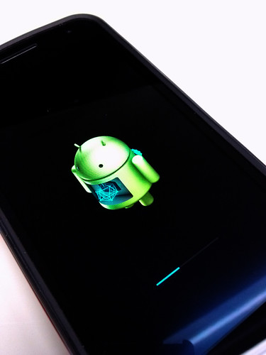 GALAXY NEXUS SC-04D Android4.1 Update