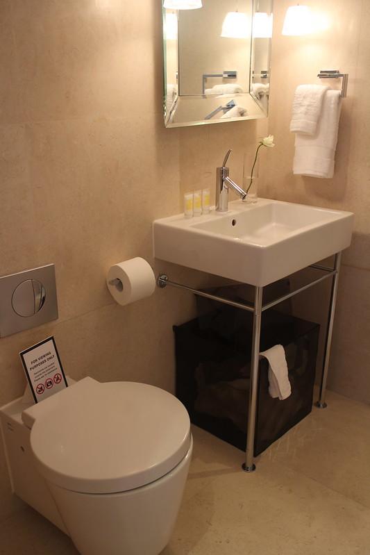 Philippe Starck bathroom