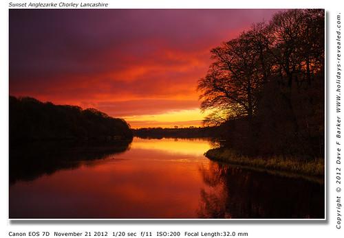 IMG_8088 Sunset Anglezarke Chorley Lancashire