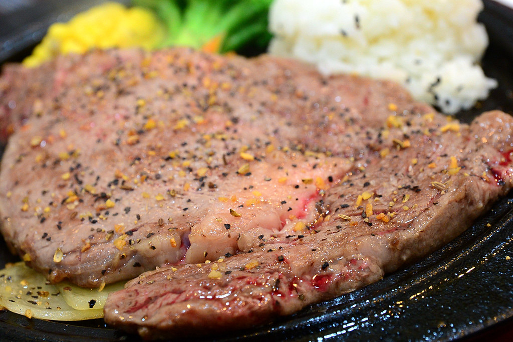 鈜景牛肉 - 頂級沙朗牛排