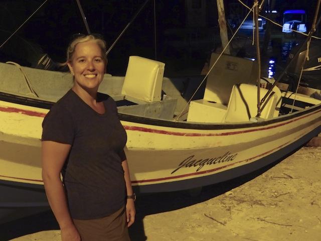 Belize 4 Sara Boat