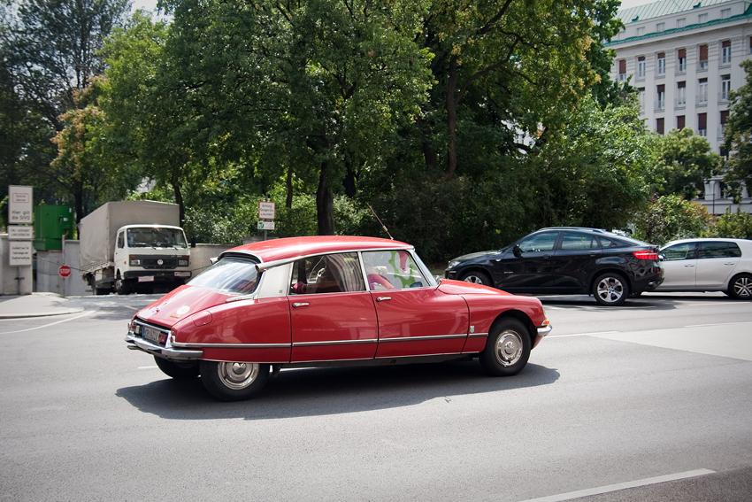 1968–74 Citroen DS 21 Berline
