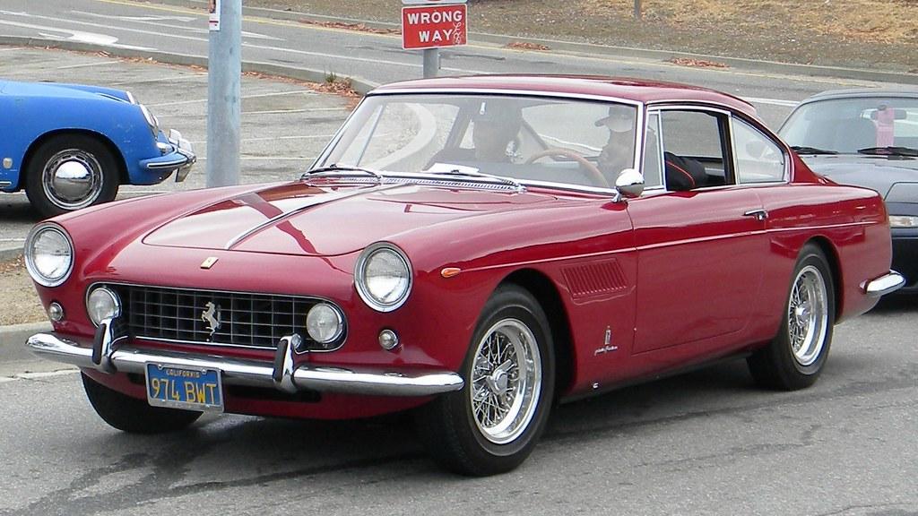 1962 Ferrari 250 GTE '973 BWT' 1