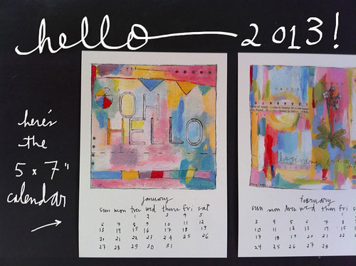 calendars are here!