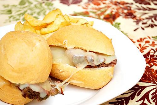 Instant Pot: Italian Beef Sliders