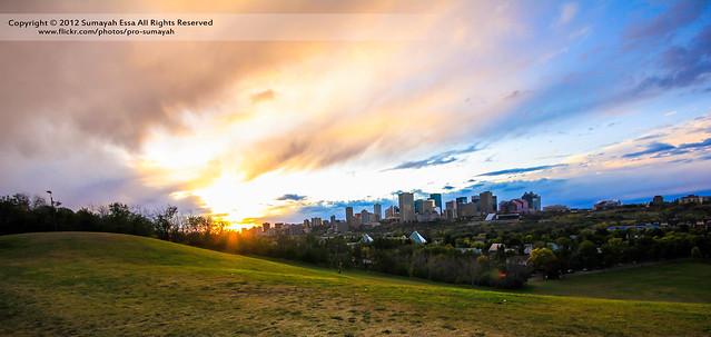 Edmonton Panorama
