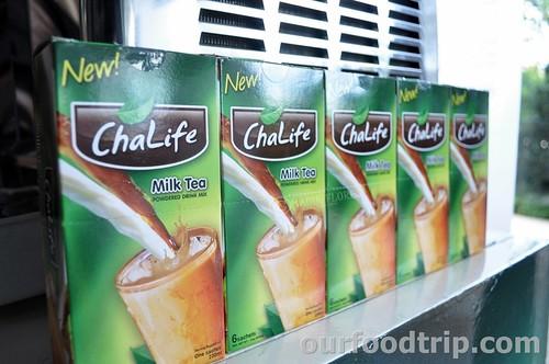ChaLife Milk Tea