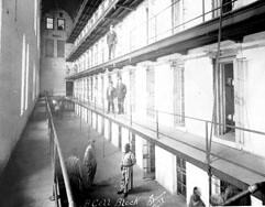 N_81_12_86 B-Cell block, St Prison,1910s