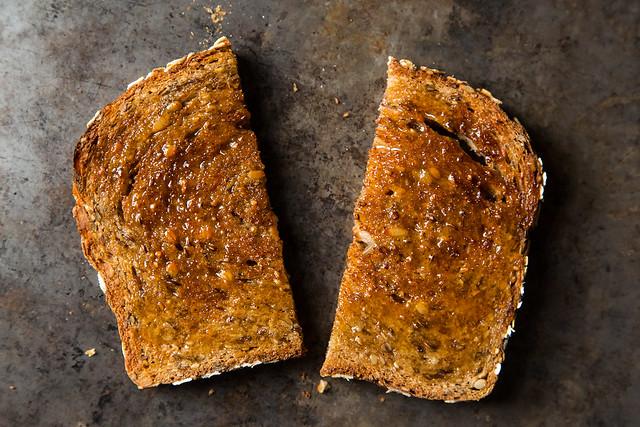 Maple Cinnamon Toast