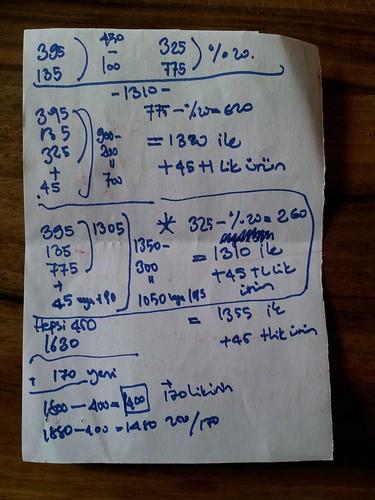 Így számoljuk az akciós terméket