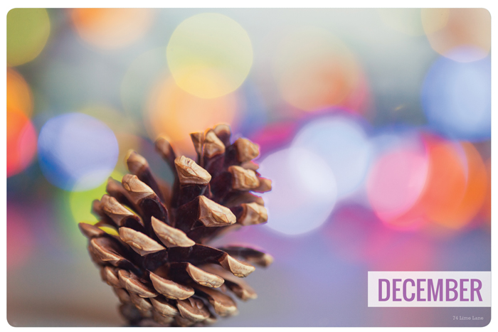 december calendar download