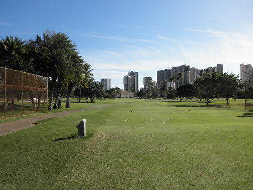 Ala Wai Golf Course 111