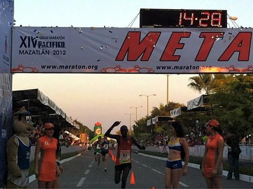 Ha comenzado la fiesta del Gran Maratón Pacífico en Mazatlán
