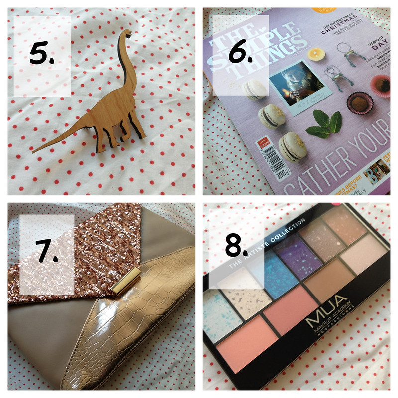 Thrifty gift guide