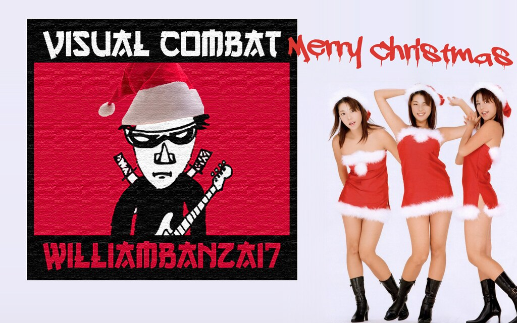 VISUAL COMBAT CHRISTMAS
