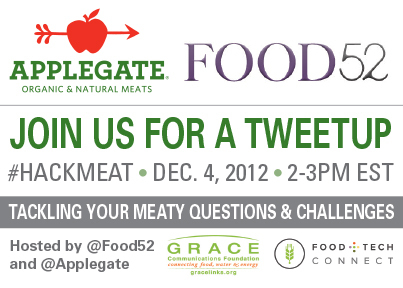 Food52 Applegate Tweetup