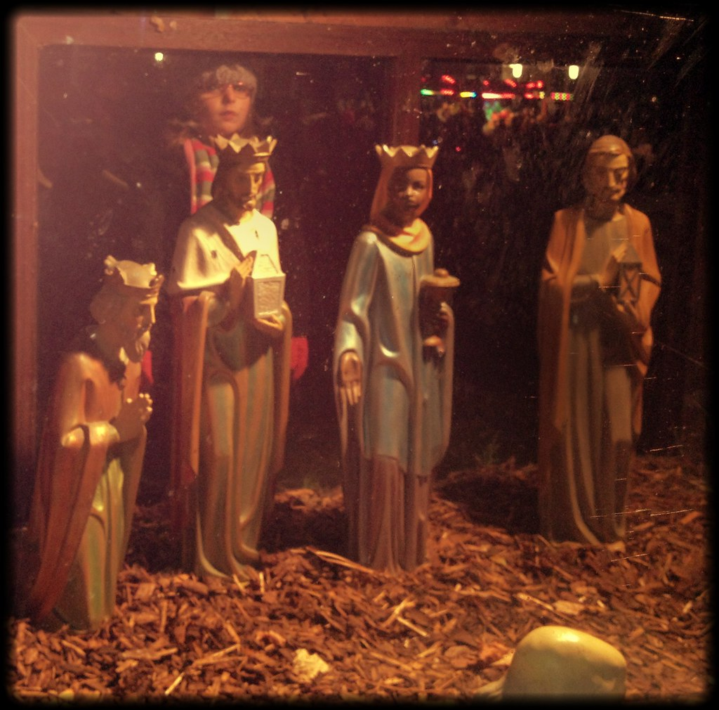 , First few days of advent…