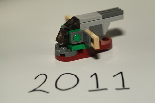 Lego Star Wars Advent Calendar, Day 5