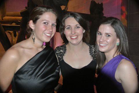 Britt Middle, Becky Brand  Amy Scarlett