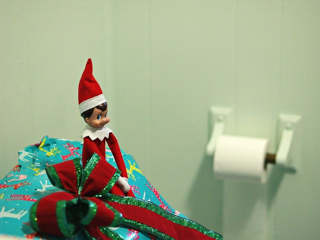 Day 6 : Elf on  the Shelf