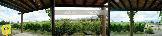 villa mansa wine hotel, mendoza