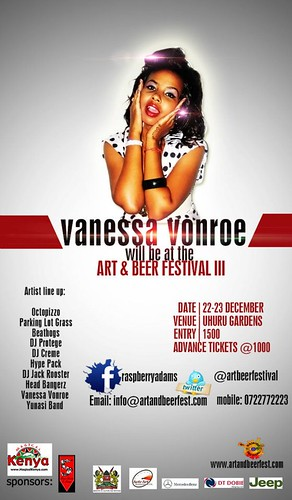 Art and beer festival