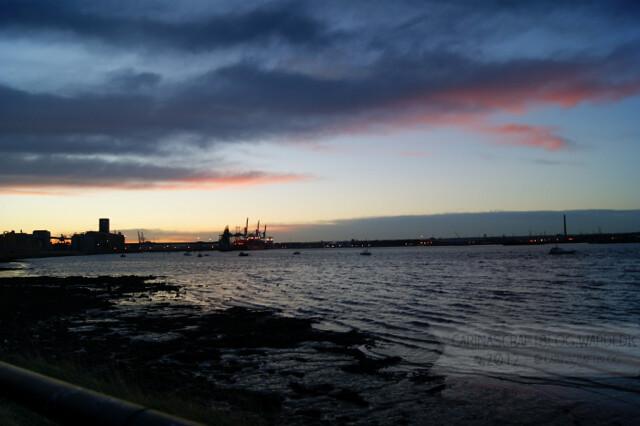 Sunrise, December 7, 2012 - 1