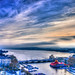 Lake Zurich - Zurich Switzerland in HDR by mbell1975