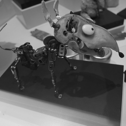 Art of Frankenweenie Exhibition