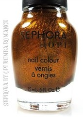 Sephora by OPI Rumba Romance