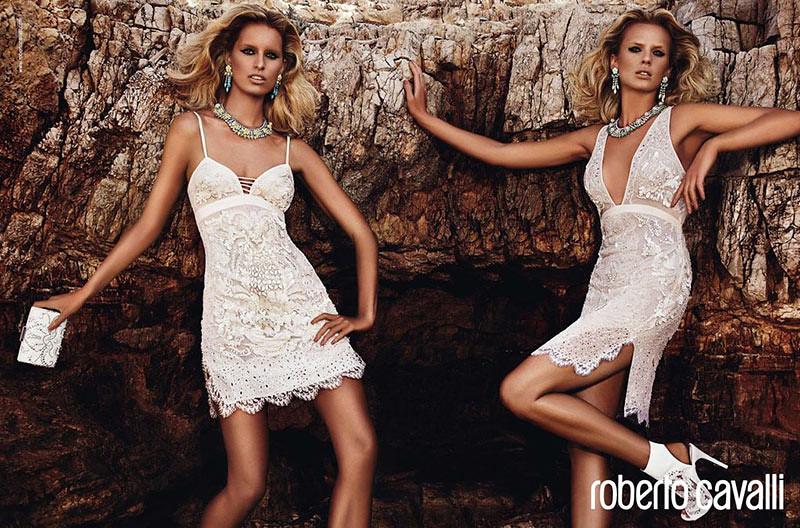 Roberto Cavalli Resort 13 Campaign