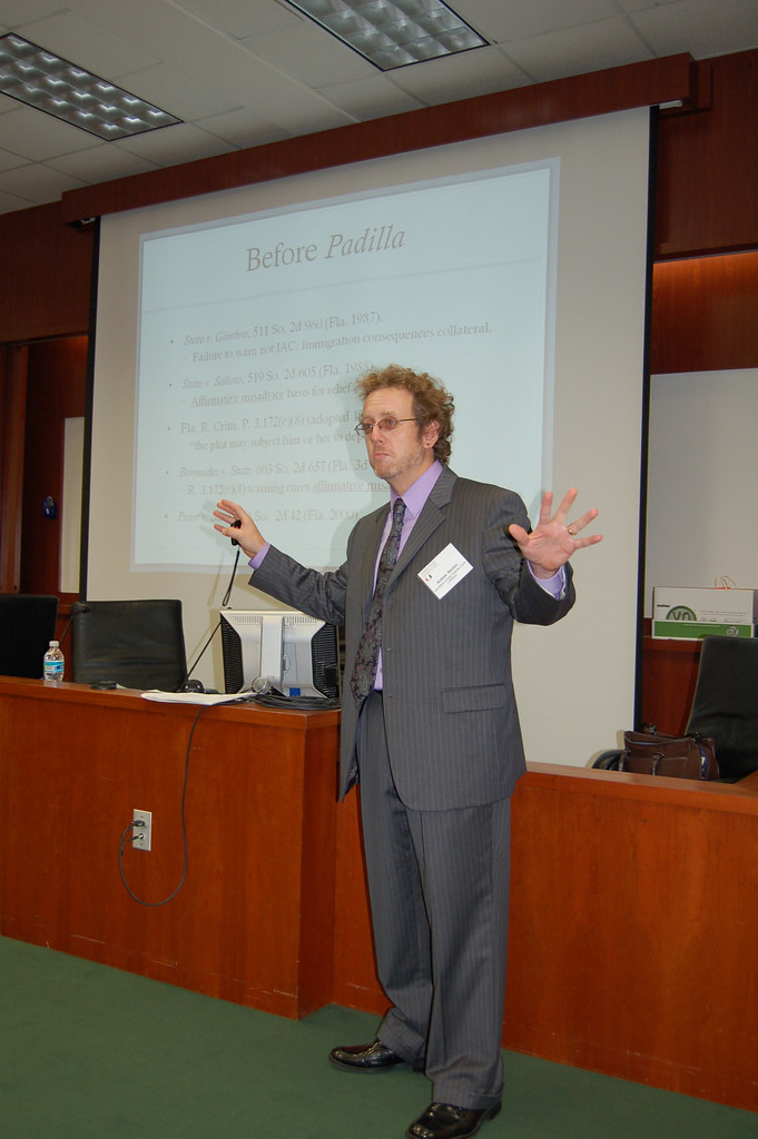 Immigration Clinic: Immigration Law Symposium & Training, October 2010