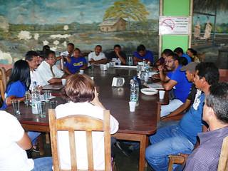 apoyo a Rodríguez Chacín sigue creciendo entre los guariqueños