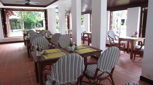 Samui PalmBeach Resort-restaurant サムイパームビーチリゾート (2)