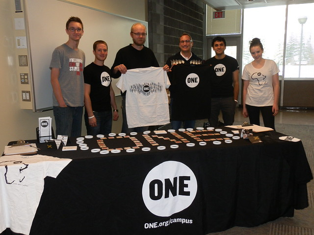 ONE members at the University of Calgary